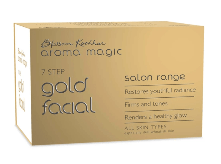Aroma Magic Gold Facial Kit